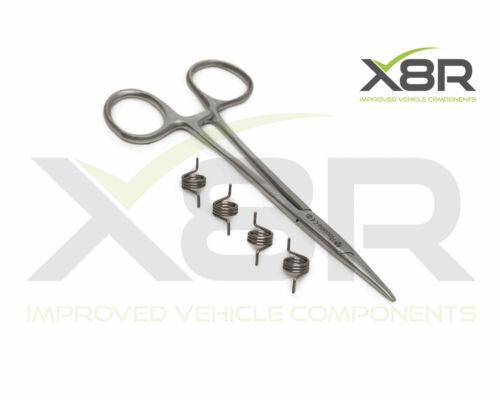 MERCEDES ML CLASS W164 2006-2012 DOOR LOCK ACTUATOR REPAIR KIT 4 SPRINGS X8R8