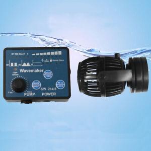 Pumps (water) Capable Jebao Marine Coral Reef Aquarium Fish Tank Sw-2 Sw-4 Sw-8 Sw-15 Rw-4 Rw-8 Rw-15 Attractive Designs;
