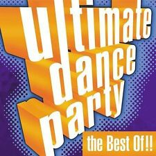 ULTIMATE DANCE PARTY THE BEST OF  SONGS BY VARIOUS ARTISTS  CD