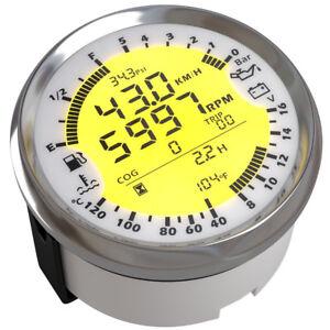 Universal Car Gauge AM Meter Volt Fuel Level Battery Meter Temperature pressure