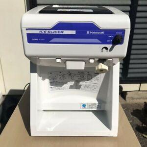 Hatsuyuki HC-S32A Cube Shaved Ice Machine 100V JP used za142