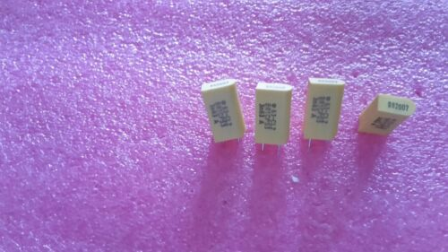 Thomson LCC CPS3 3.83nF 63V Qty20 Audio Polystyrene Styroflex Pro capacitors