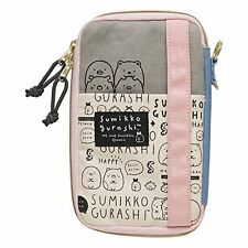 San-X Sumikko Gurashi mobile phone Pouch / multi Sumaho Pouch CT97301