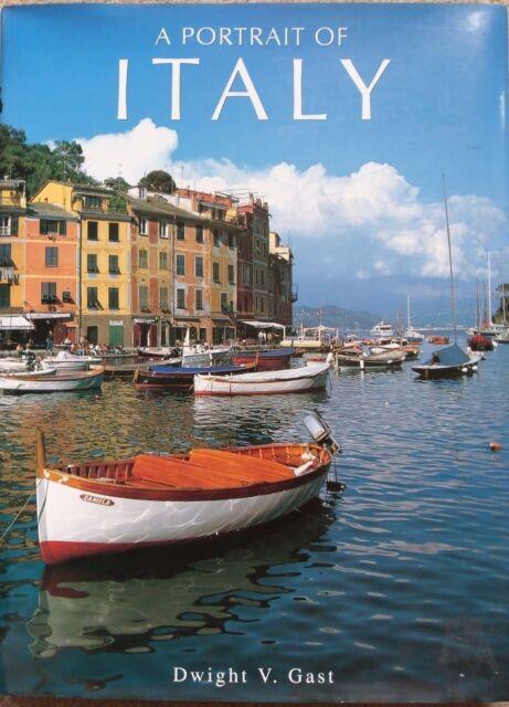 A Portrait of Italy by Dwight V Gast (Hardback, 2006)
