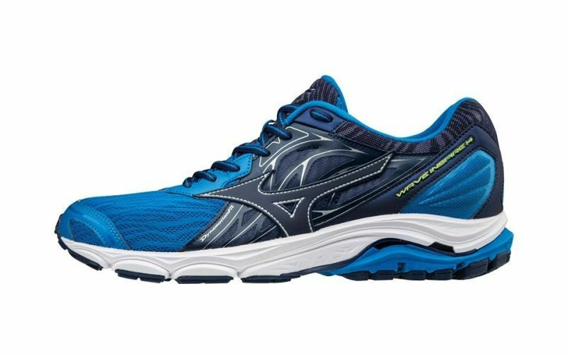 Mizuno Wave Inspire 14 para hombres zapatos para correr J1GC184417 un 18J