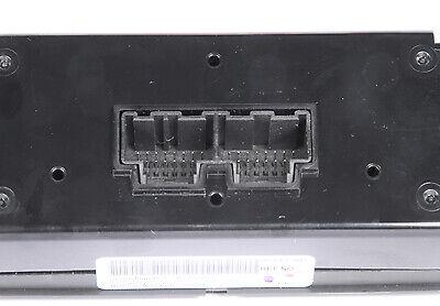 GM OEM-HVAC Climate Heater A//C AC Control 15881861