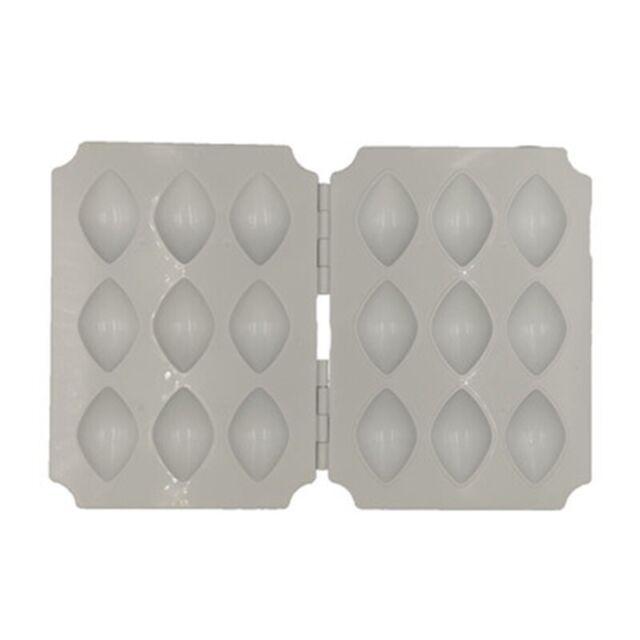 9 Holes Manual Kibbeh Express Meatball Maker Meatloaf Mold Press Minced Mea O3Q3