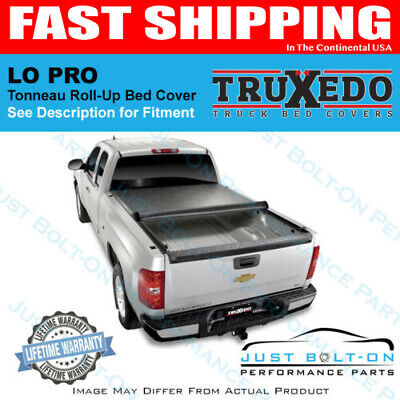 Truxedo Lo Pro Tonneau Cover For 10 18 Dodge Ram 2500 3500 6 4 Bed 546901 Ebay