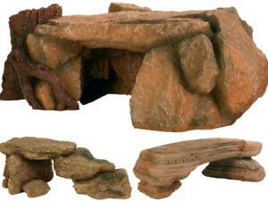 Tarantula,Reptile,Snake,Turtle,Vivarium Rocks,Caves,Decoration