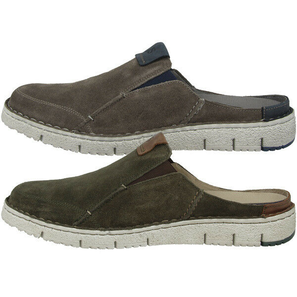 Josef Seibel Ruben 17 Schuhe Men Herren Slipper Comfort Pantoletten 47717-949  | eine große Vielfalt