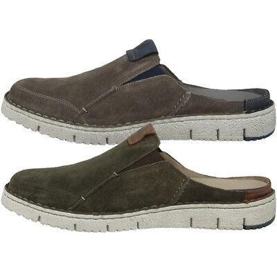 Josef Seibel Ruben 17 Schuhe Men Herren Slipper Comfort Pantoletten 47717 949   eBay