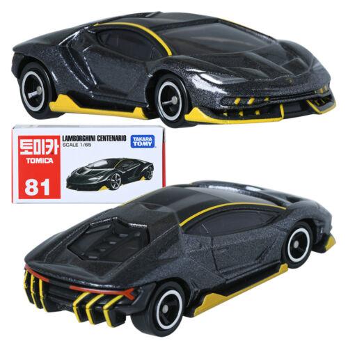 TAKARA TOMY TOMICA 81 Lamborghini Centenario LP770-4 Display Mini Car