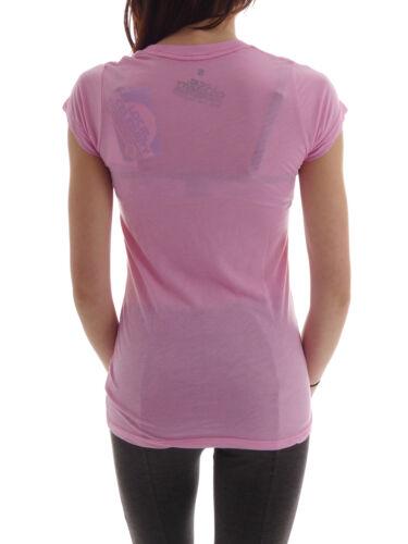 Local Celebrity T-Shirt Jesus Rocks rosa Rundhals kurzarm Print
