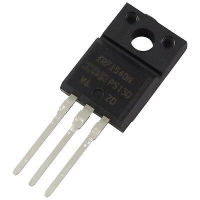 2 IRFI540N International Rectifier MOSFET Transistor 100V 20A 54W 0,052R 856298