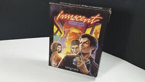 INNOCENT-UNTIL-CAUGHT-Psygnosis-Big-Box-Commodore-Amiga-Spiel-OVP-Collectible