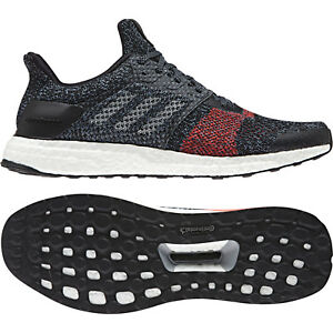 hot sale online 1ea33 6b431 Image is loading Adidas-Mens-Running-UltraBOOST-ST-Shoes-Training-Gym-