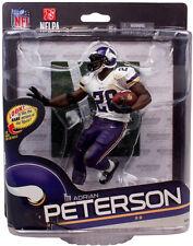 McFarlane NFL Series 34 Minnesota Vikings Adrian Peterson White Jersey