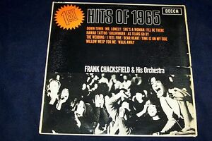 1st HITS OF 1965 LP 1st HITS OF 1965 ORIGINAL DECCA LABEL A GREAT ALBUM - Haverhill, United Kingdom - 1st HITS OF 1965 LP 1st HITS OF 1965 ORIGINAL DECCA LABEL A GREAT ALBUM - Haverhill, United Kingdom