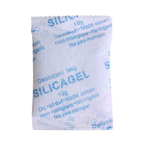 Silica Gel Silicabeutel Trockenmittel Luftentfeuchter regenerierbar TYVEK Beutel
