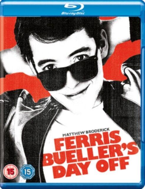 Ferris Buellers Day Off Blu-Ray Blu-Ray Neuf (8307821)