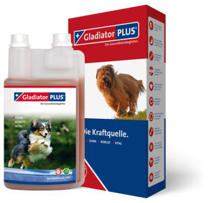 Gladiator Plus Dog 500 Ml - Mhd Mind neuf / non ouvert. Nov. 2020