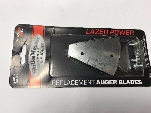 Strikemaster Ice Fishing Auger Drill Lazer Power Replacement Blade 7  LPD-7PB