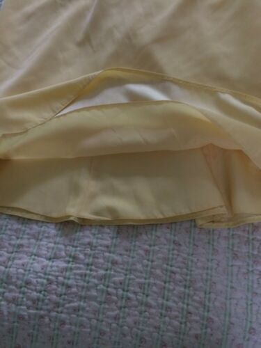 Jacques sz Vgc giallo Suit Vert Stunning lunga giacca colore 14 Gonna qHxwPUE