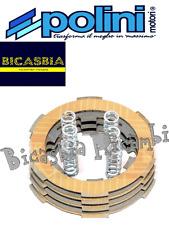2809 DISCHI FRIZIONE RACING POLINI A 6 MOLLE APE 50 FL FL2 FL3 EUROPA RST MIX