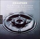 Graupner: Frhling & Winter (CD, May-2007, Analekta)