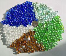 Genuine Nova Scotia Beach Sea Glass - 3 Oz. Extreme Tinies