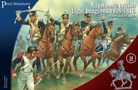 NAPOLEONIC BRITISH LIGHT DRAGOONS 1808-1815 -PERRY MINIATURES - NAPOLEONICS