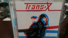 Trans-X - Anthology CD Living on Video Don't Stop Fascination Transmission Dance