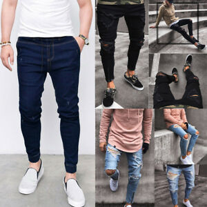 Pantalon en d hommes pour denim slim stretch rqxwS8rgC