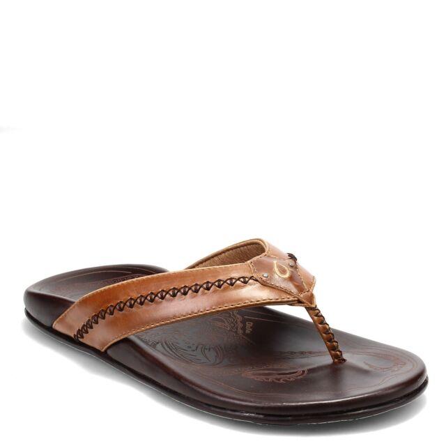 OLUKAI Mens MEA Ola Sandals