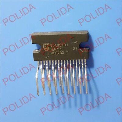 4pcs TDA8510J TDA8510 Power Amplifiers IC ZIP-17