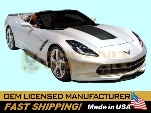 2014 2015 2016 2017 2018 2019 Corvette C7 Stingray Stinger Hood Decal Stripe Kit