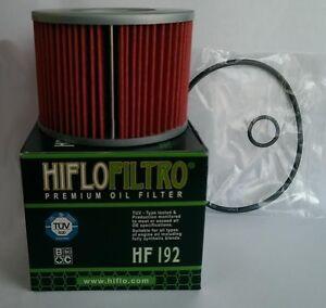 Image Is Loading Triumph Trophy 1200 1991 To 2003 HifloFiltro Oil