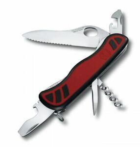 VICTORINOX Taschenwerkzeug 0.8351.MWC Nomad One Hand Wellenschliff 9 Funktionen