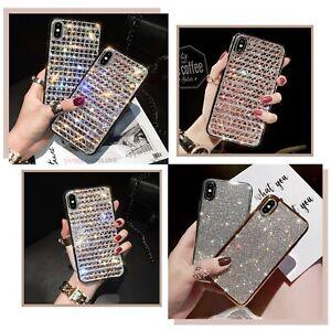 Soft TPU Slim Glitter Bling Case Cover For iPhone 11 12 MINI PRO MAX X SE 2020