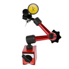 Shockproof Waterproof Leverage Dial Indicator Amp Mini Flexible Magnetic Base F2z1