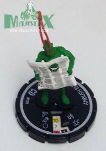 Heroclix Collateral Damage set Ambush Bug #088 Unique Super Rare figure!