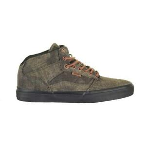 4a7820cafb3f00 Image is loading Vans-Mens-Bedford-Low-Top-Lace-Up-Fashion-