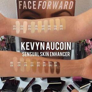 11 99 Foundation >> Kevyn Aucoin***3 GRAM SAMPLE JAR***The Sensual Skin Enhancer | eBay