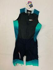 Louis Garneau Pro Carbon Triathlon Suit Men/'s XL Neo Classic Retail $145