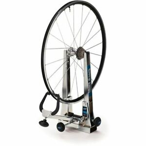 Park Tool TS-2.2P Wheel Truing Stand Max Axle Blue