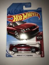 2019 Hot Wheels #6 Nissan Series Nissan Skyline GT-R BCNR33