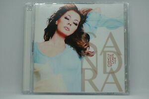 Sandra : The Very Best Of 2CD Album - Arabesque - Enigma - Everlasting Love  HTF