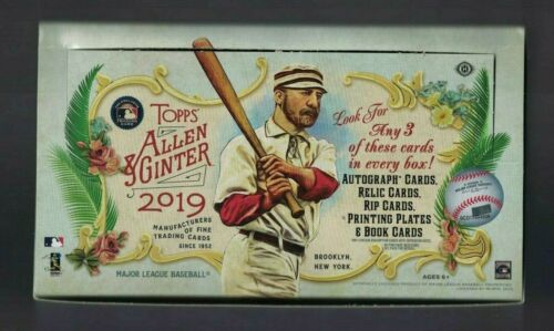 #1- #250 2019 Topps Allen /& Ginter Base......Pick Your Card!!!!