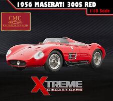 CMC M-105 1:18 1956 MASERATI 300S RED