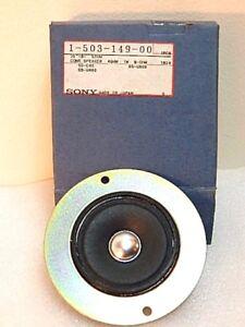 Nos-Vintage-SONY-Japan-Audio-Cone-Speaker-Tweeter-50MM-HI-FI-Replacement-Stereo